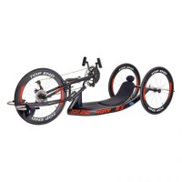 Top End Force RX handcycle. Click for more information...