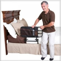 Stander EZ Adjust Bed Rail. Click for more information...