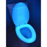 Glow In The Dark Toilet Seat. Click for more information...