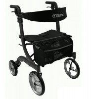 Ellipse Lite Aluminium Rollator Medium. Click for more information...