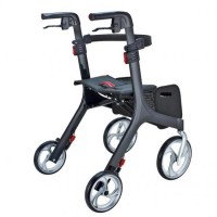 Ellipse SuperLite Carbon Fibre Rollator Large. Click for more information...