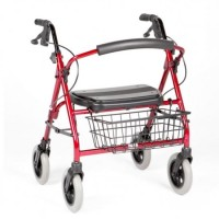 Mini Mack Rollator. Click for more information...