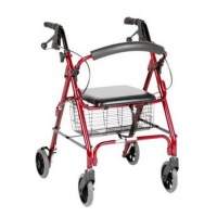Meteor XSmall Hand Brake Walker. Click for more information...