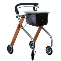 Trust Care Lets Go Indoor Walker (wood grain). Click for more information...