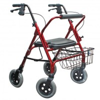 LOW Mack Bariatric Walker. Click for more information...