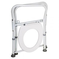 Homecraft Folding Over Toilet Aid. Click for more information...