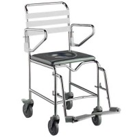 Mobile Commode / Shower Chair. Click for more information...