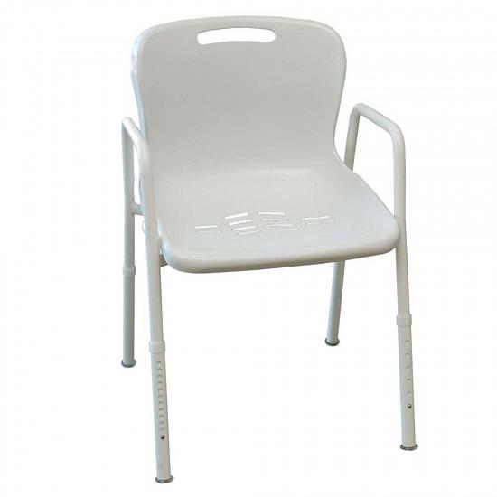 medical bathroom showering k care shower chair with arms ka220za