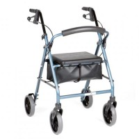 Ellipse 8 Tall Rollator / 4 Wheel Walker. Click for more information...