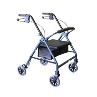 Ellipse 6 Petite Rollator. Click for more information...