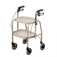 Adjustable Trolley Walker. Click for more information...