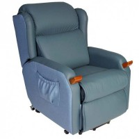 Compact Lift Chair - Single Motor. Click for more information...