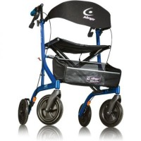 Airgo eXcursion Rollator TALL. Click for more information...
